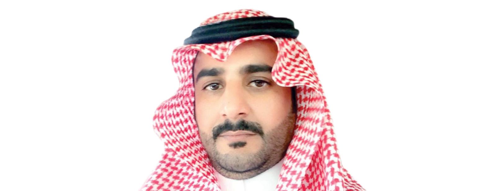 سعود ثامر الحارثي