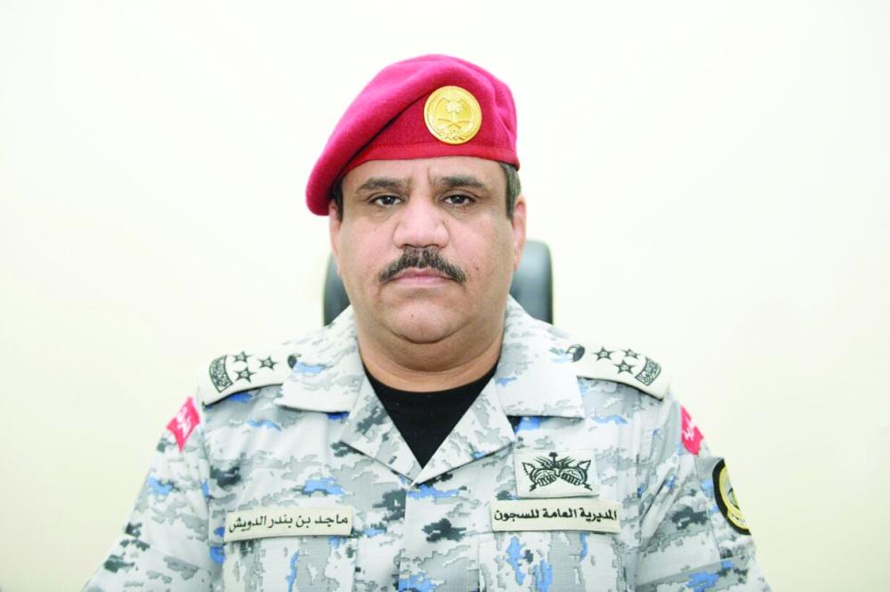 12 مهمة أمنية للشرطة العسكرية بالسجون صحيفة مكة