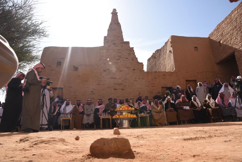 احتفالية شعبية تعلن دخول المربعانية في طنطورة العلا - صحيفة مكة