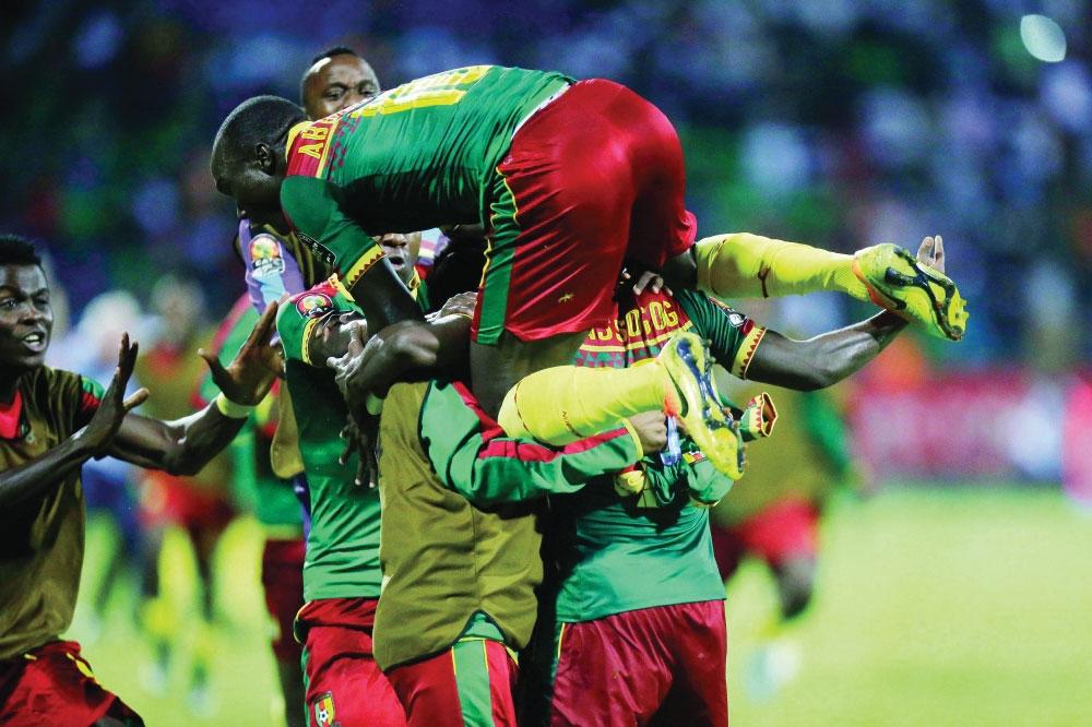 غانا وبوركينا فاسو على الثالث - صحيفة مكة