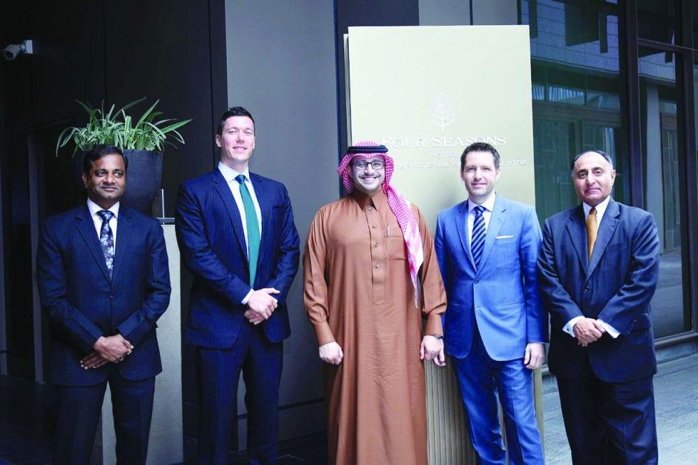 جبل عمر توقع مذكرة تفاهم لتشغيل فندق لفورسيزونز بمكة المكرمة - صحيفة مكة