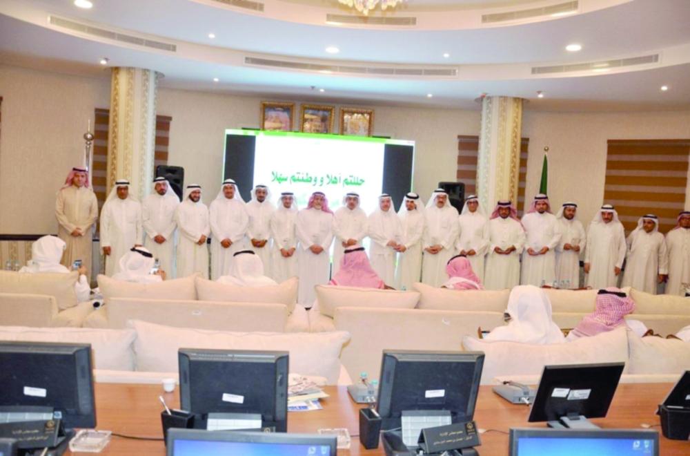شهادة الأيزو لأدلاء المدينة المنورة - صحيفة مكة