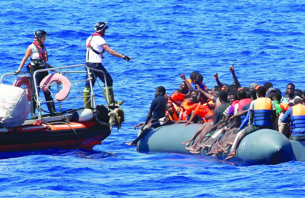 ليبيا تعيد 170 مهاجرا غير شرعي إلى السودان - صحيفة مكة