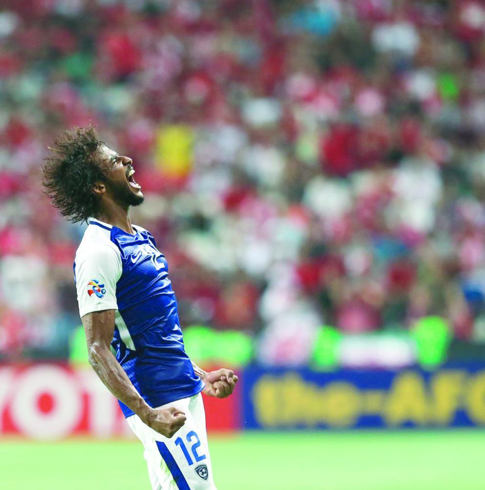 الفيفا: الهلال وضع قدما في نهائي دوري أبطال آسيا - صحيفة مكة