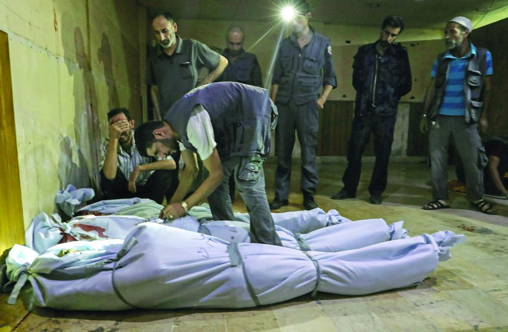 تركيا تطلق عملية عسكرية في إدلب ومقتل 180 داعشيا بغارات روسية - صحيفة مكة