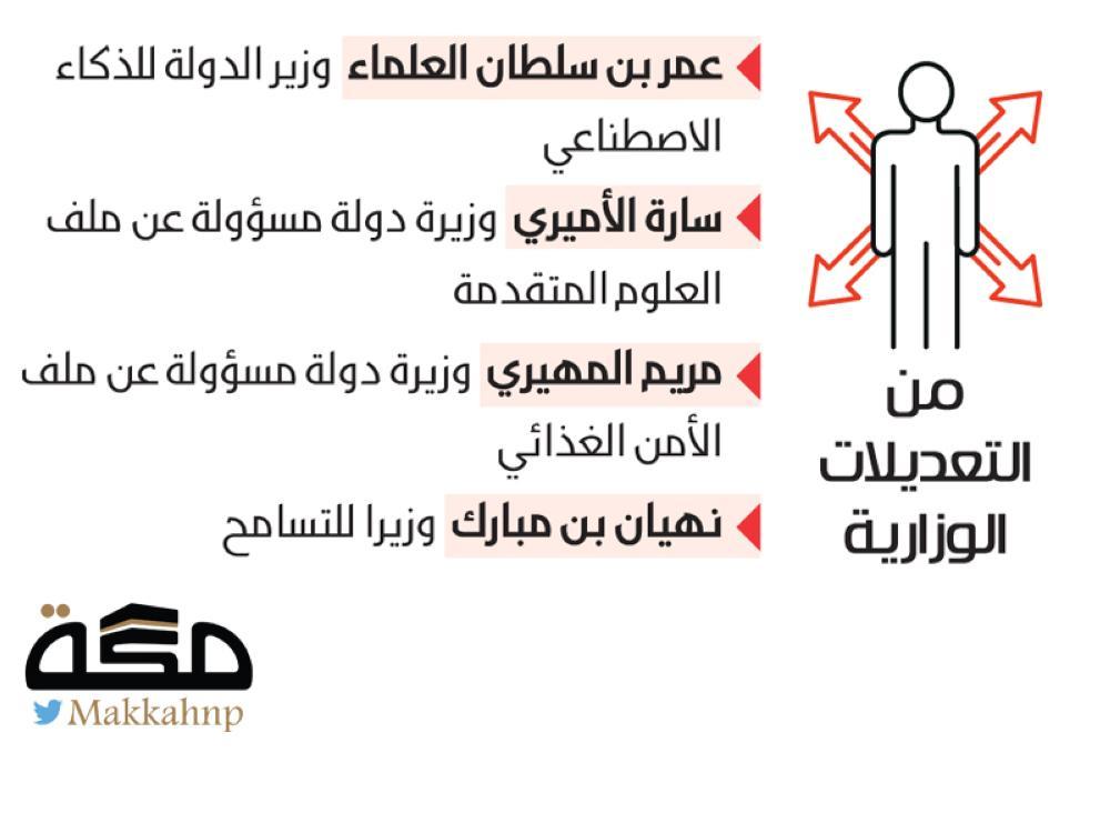 الإمارات تستعد لعبور المئوية بأول وزير للذكاء الاصطناعي - صحيفة مكة