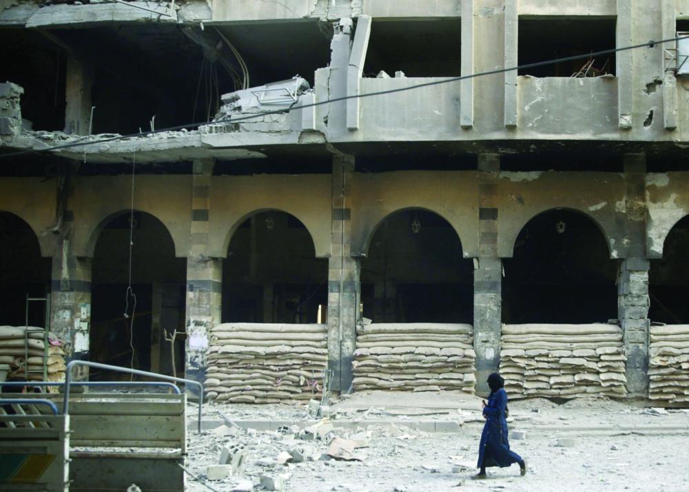 المعارضة السورية تطلق معركة كسر القيود  عن الحرمون - صحيفة مكة