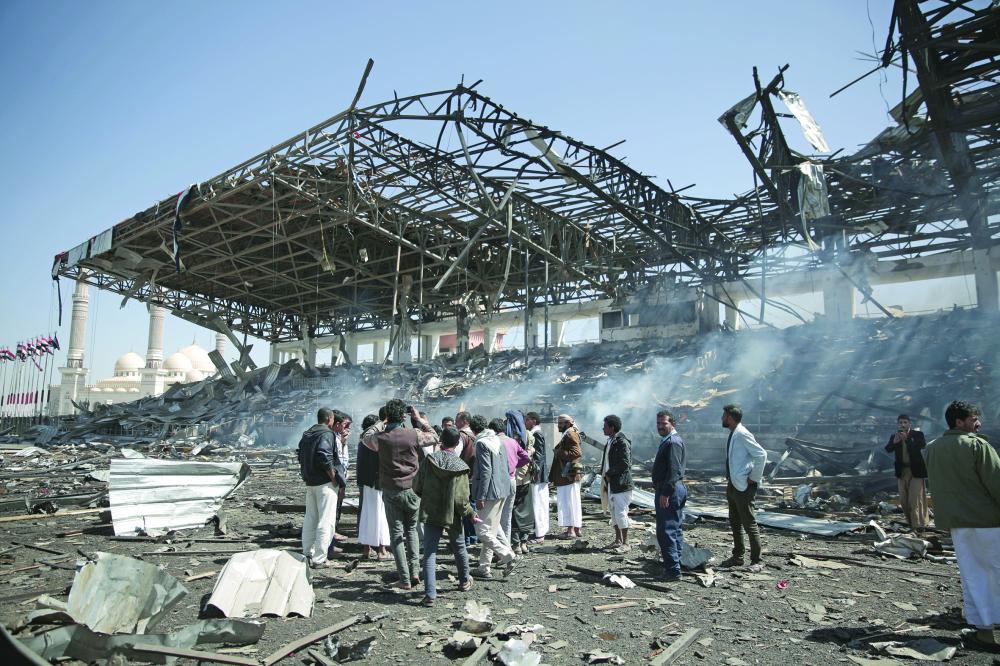 20 قتيلا بـ3 تفجيرات انتحارية  تبناها داعش في عدن - صحيفة مكة