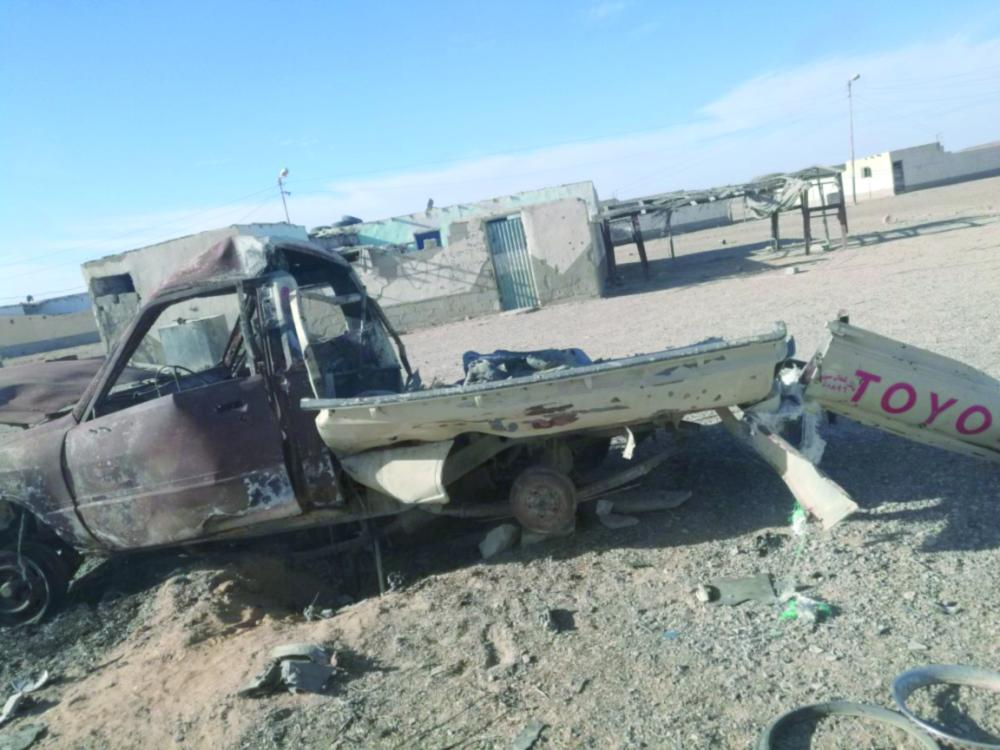 مصر تحبس متشددا ليبيا وتدمر أوكارا إرهابية وسط سيناء - صحيفة مكة