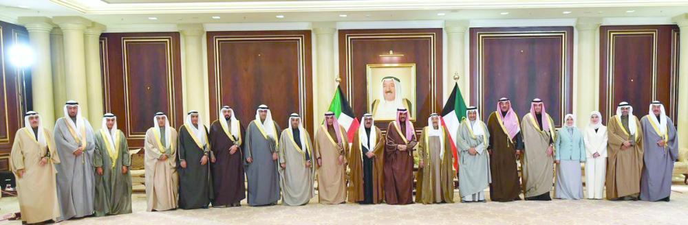 ناصر الصباح مهندس رؤية الكويت 2035 - صحيفة مكة
