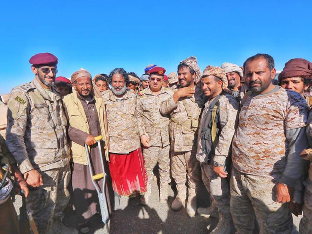عنس تنتفض في وجه الحوثي - صحيفة مكة