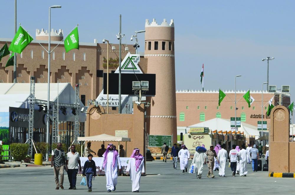 القرية التراثية بالجنادرية تفتح أبوابها للزوار وعاشقي التراث الشعبي صحيفة مكة