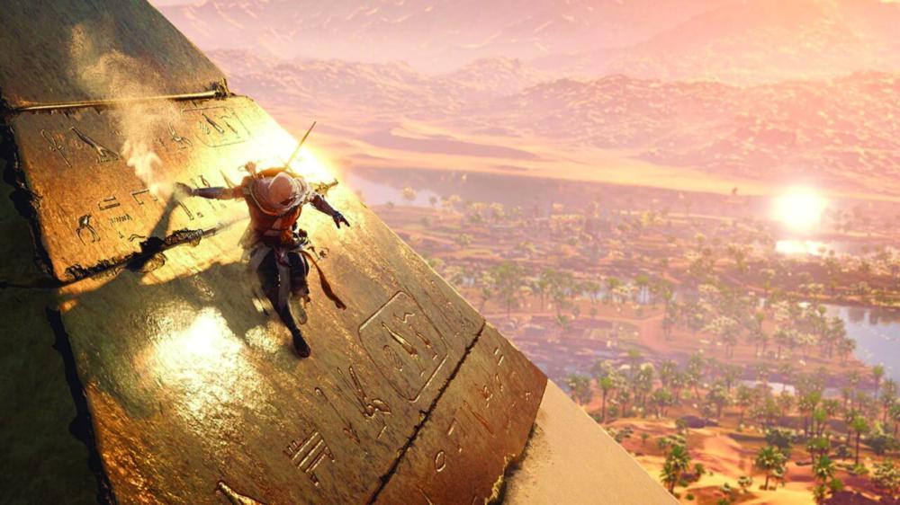 لعبة Assassin's Creed تعيد ابتكار التعلم باللعب - صحيفة مكة