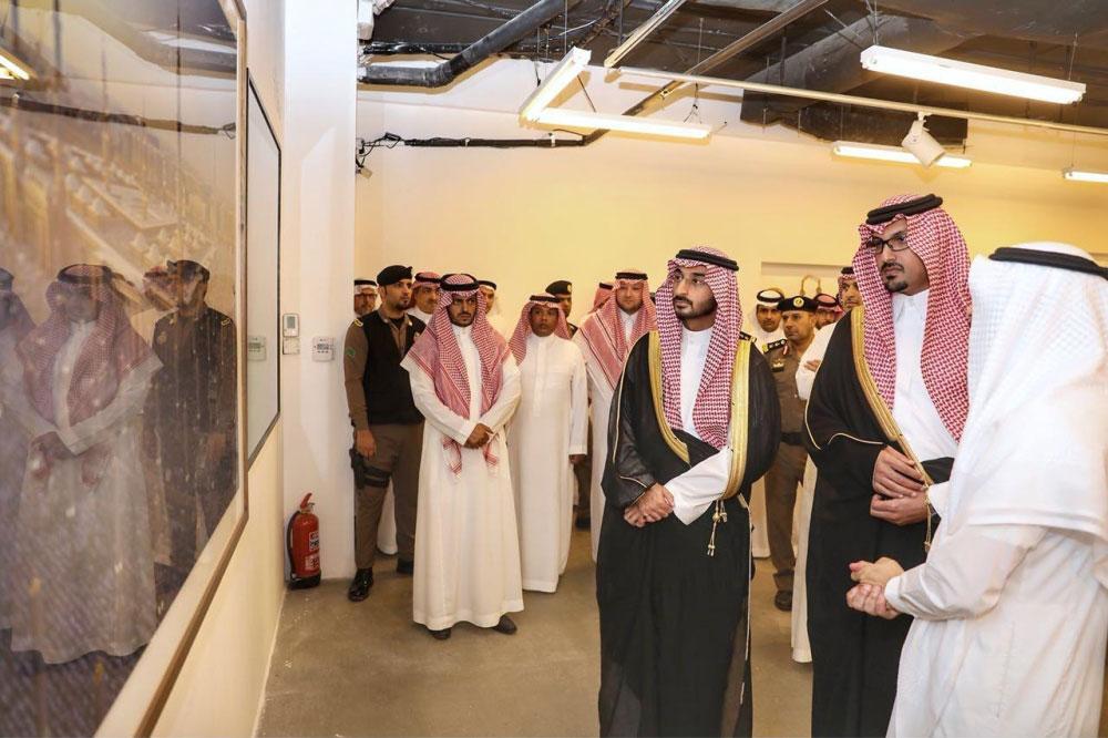 أمير مكة بالإنابة يدشن حفل إطلاق معرض أكاديمية المدينة المنورة التعليمية - صحيفة مكة