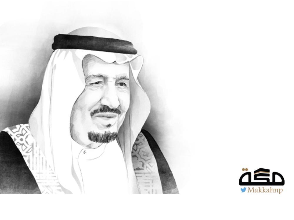 خادم الحرمين يزور القصيم ويدشن ويؤسس مشاريع تنموية صحيفة مكة