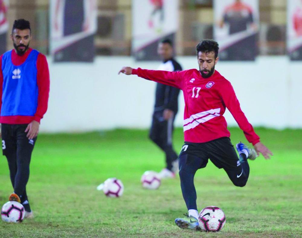 صحيفة مكه : الاتحاد دخل في مفاوضات مع نادي الرائد لضم اللاعب عبدالله الشامخ