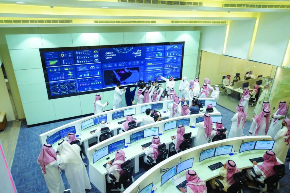 وزارة العدل في عهد الملك سلمان ..تقدم إيجابي في المؤشرات الدولية - صحيفة مكة