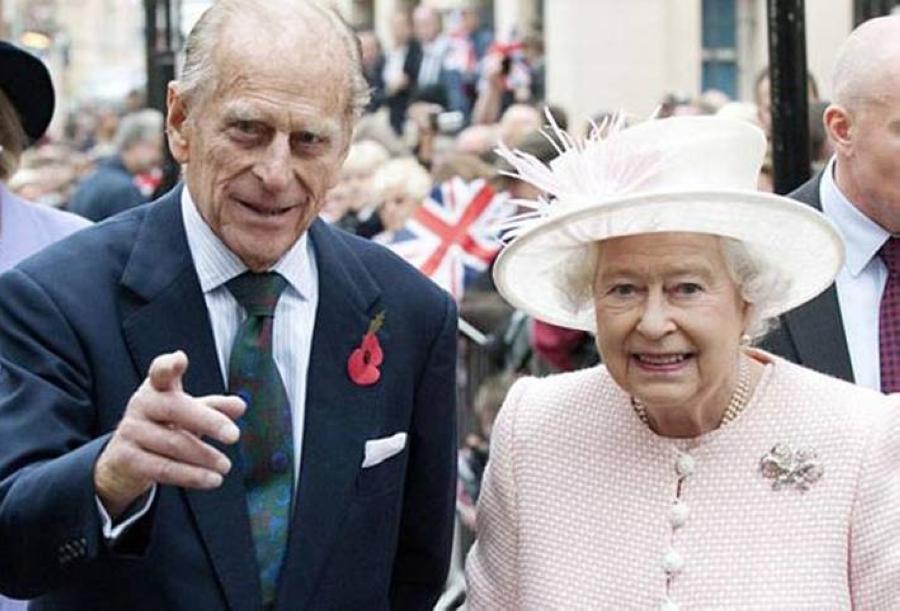 زوج ملكة بريطانيا يحتفل بعيد ميلاده الـ99 | صحيفة مكة
