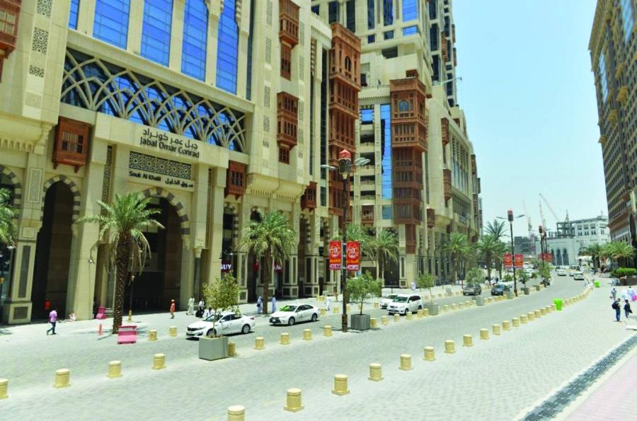 تعليق سهم جبل عمر لجلسة واحدة لعدم إعلان نتائج الربع الثالث صحيفة مكة