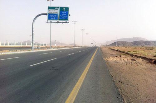 دوار برنية يتصيد المسافرين ليلا صحيفة مكة