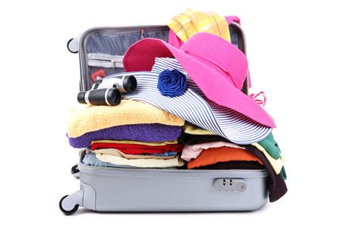 ce69880f6b7d0 4 أفكار بسيطة لوزن أقل في حقيبة السفر - صحيفة مكة