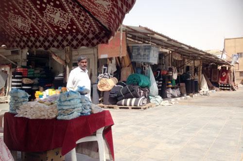 4b45eda41 أسواق حفر الباطن الشعبية وجهة الخليجيين للتبضع - صحيفة مكة
